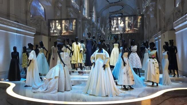 Musée des Arts Décoratifs Dior