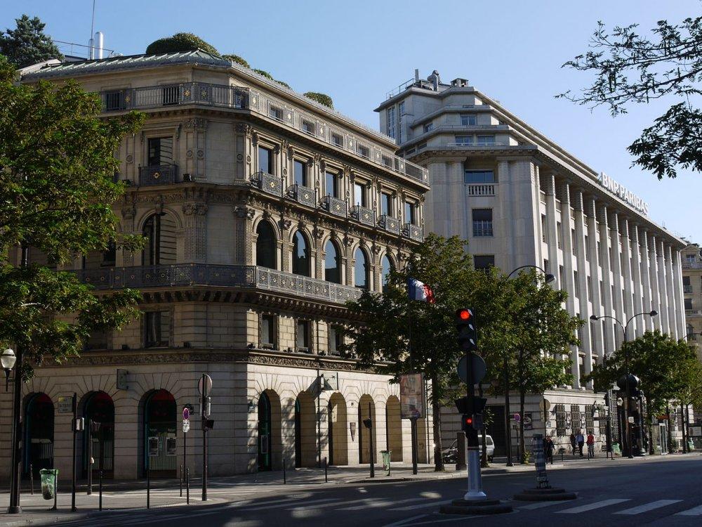 Immeuble Haussmanien