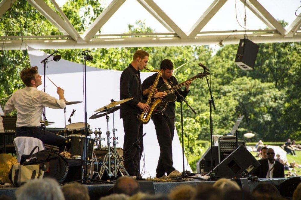 Jazz Festival Parc Floral Paris